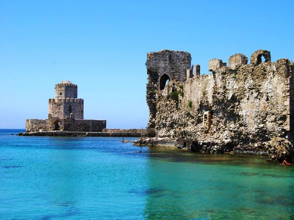 Messinia cycling holiday in Greece