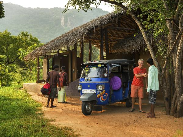 Yala wildlife holiday in Sri Lanka
