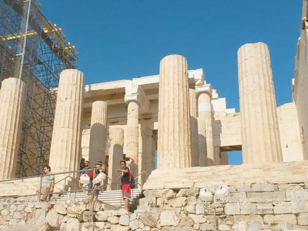 Tailor made holiday in Greece
