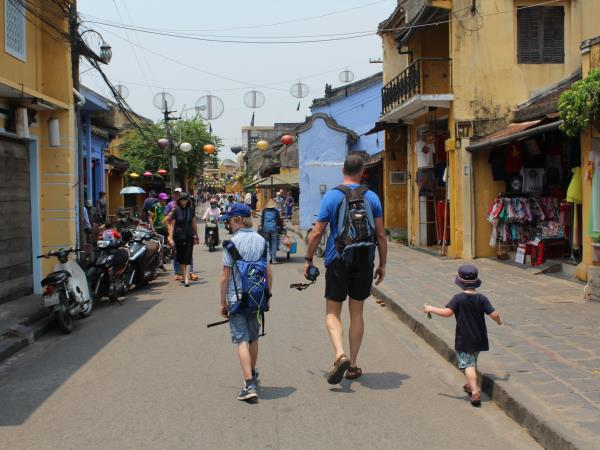 Vietnam family holiday