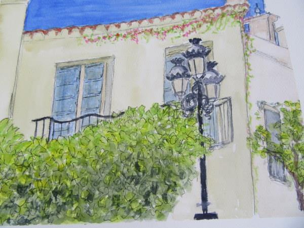 Painting holiday in Andalucia