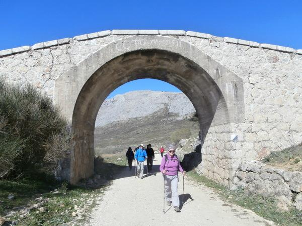 Self guided walking tours in Andalucia