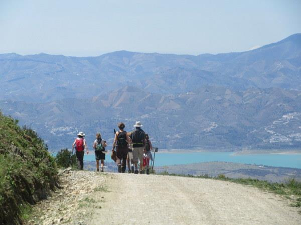 Your own group walking tours in Andalucia