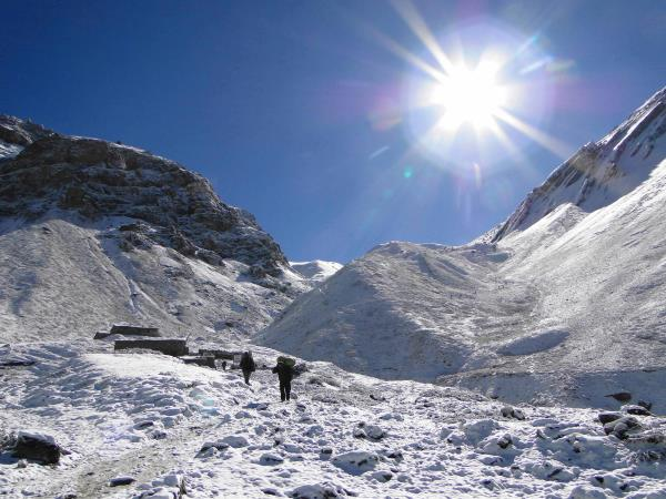 Annapurna Circuit and Tilicho Lake trekking holiday