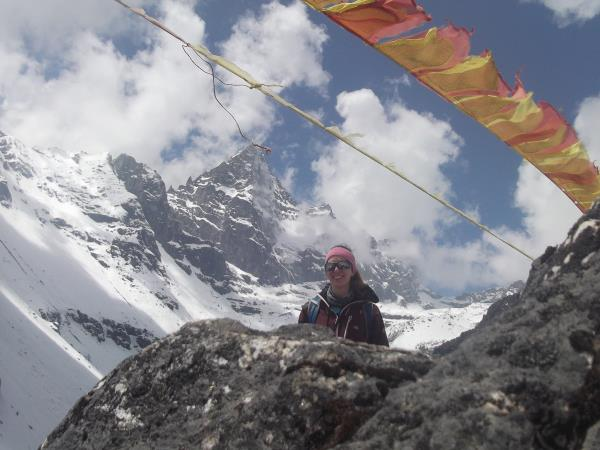 Gokyo Everest trek in Nepal