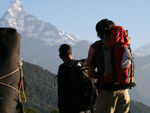 Nepal holiday, encompassed