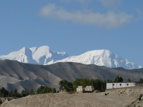 Mustang trekking holiday in the Himalaya