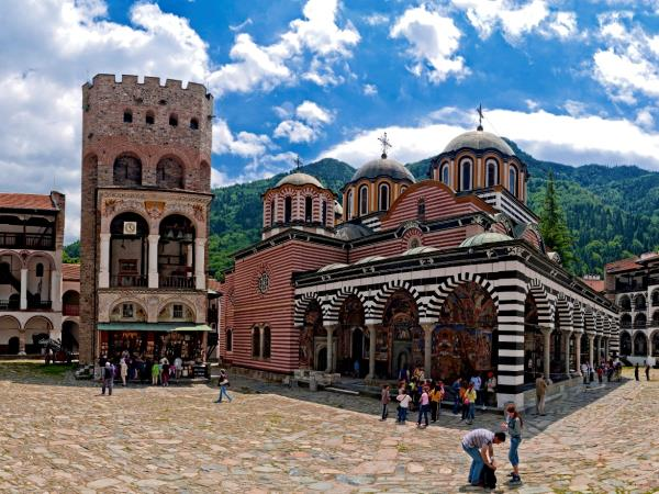 Bulgaria mountains and monasteries Tour