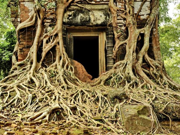 Cambodia holiday, beyond Angkor