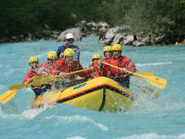 Family activity holiday in Croatia and Slovenia