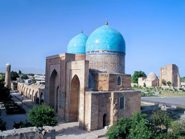 Silk Road holiday, small group