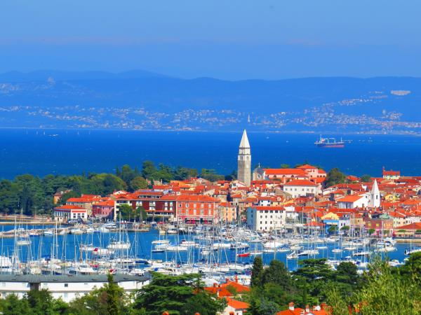 Self guided cycling holiday in Croatia, Istria