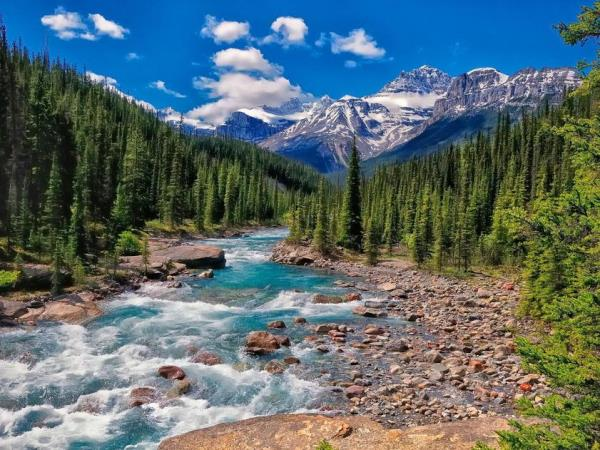 Russia Altai holiday