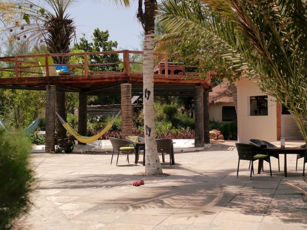 Gambia holiday accommodation