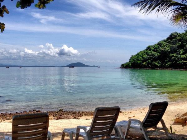 Family holiday to Thailand, jungles and islands