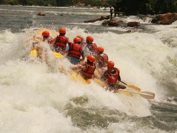 Uganda small group tour