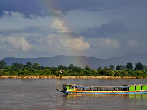 Northern Thailand and Laos cultural holiday