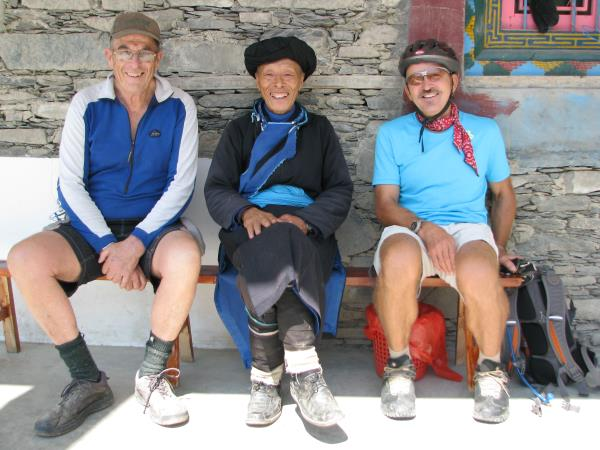 Tibet & China cycling holiday