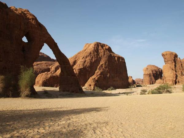 Chad holidays, expedition to the Ennedi