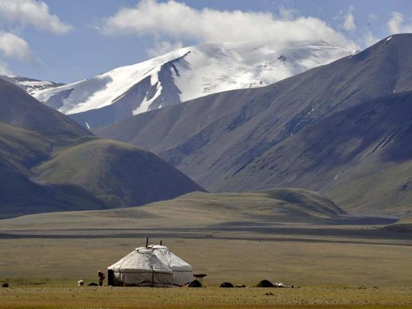 Mongolian Eagle adventure holiday