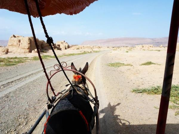 Silk Road adventure holiday