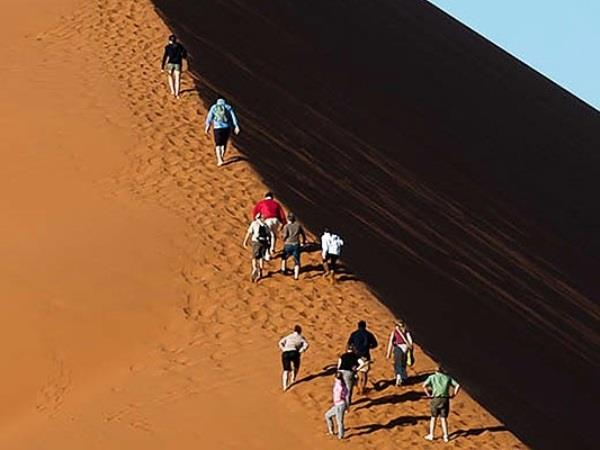 Diverse Namibia holiday