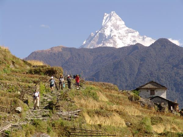 Nepal cultural trekking holiday