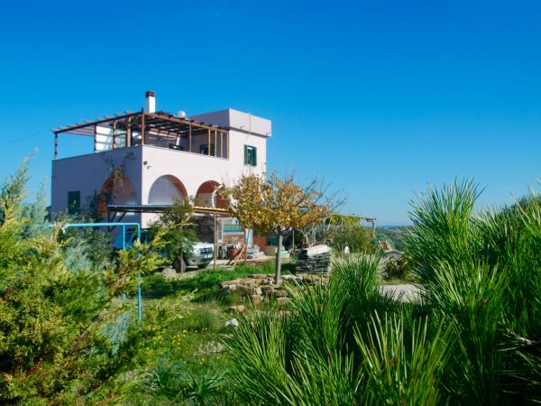 Peloponnese villa in Greece, sleeps 8