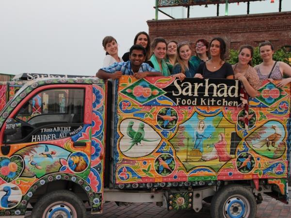 Gap year volunteering in India
