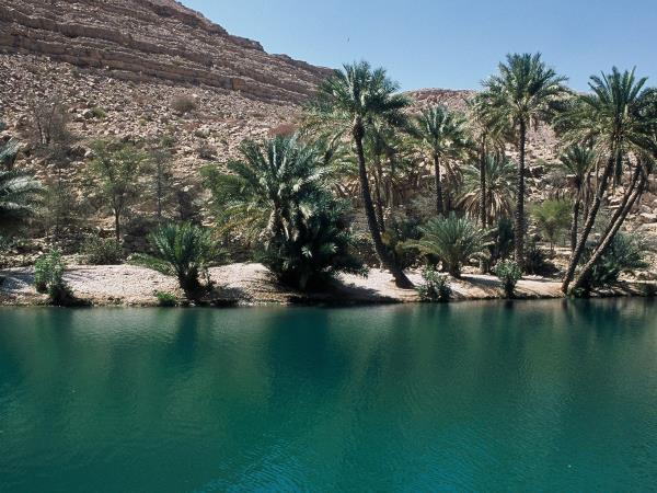 Oman small group tour