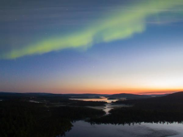 Lapland Northern Lights holiday