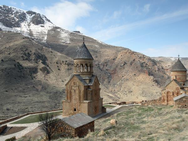 Armenia small group holiday