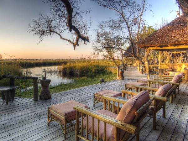 Okavango Delta and Victoria Falls luxury holiday