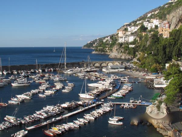 Amalfi coast easy walking holiday, Italy