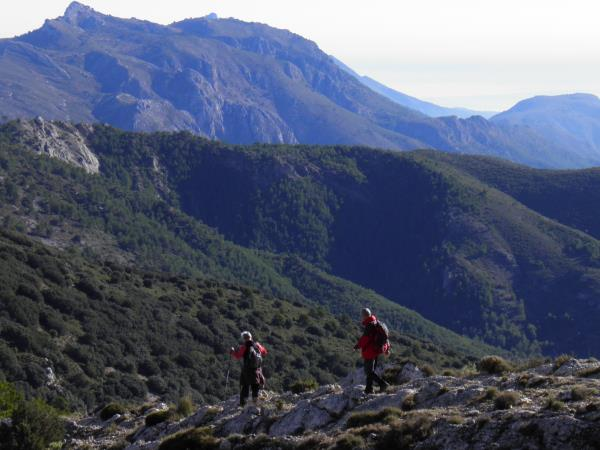 Walking holidays in Spain