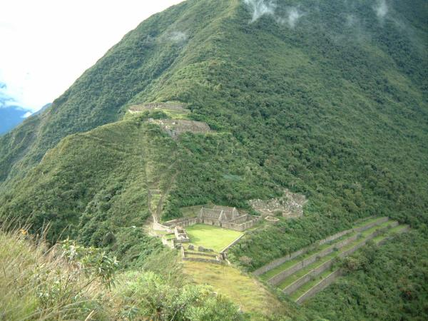 Choquequirao to Machu Picchu trekking holiday, Peru