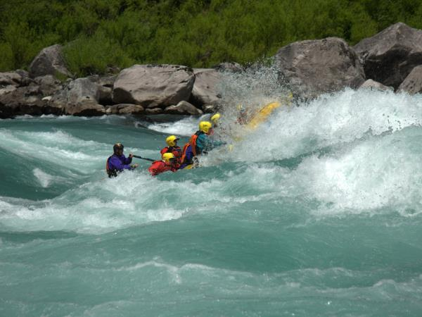 Rio Futaleufu rafting holiday in Chile