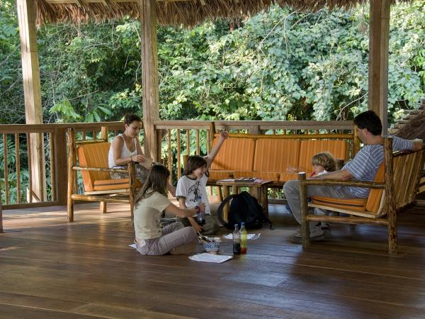 Peru Amazon family adventure with teenagers