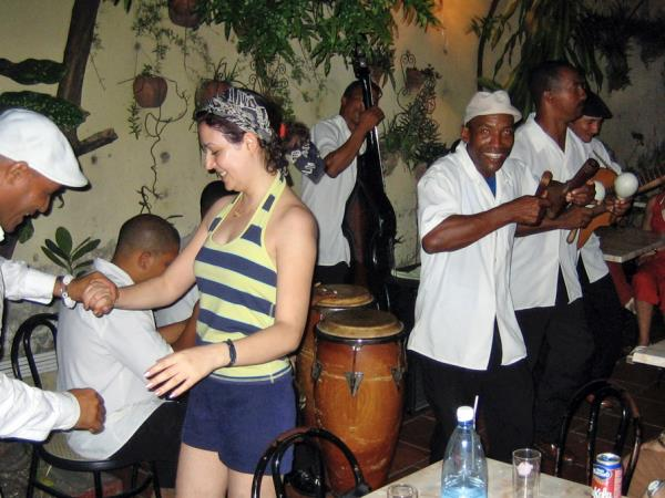 Small group tour to Cuba