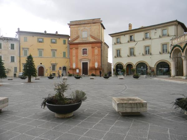 Umbria self guided walking holiday, Italy