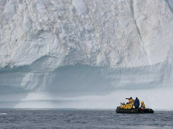 Wildlife cruises to Spitsbergen, Greenland and Iceland