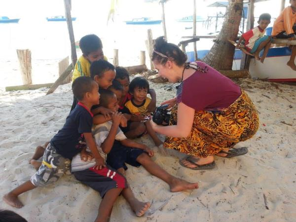 Borneo volunteering project, islands and jungles