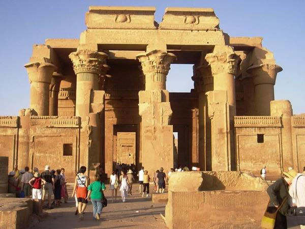 Budget holiday in Egypt
