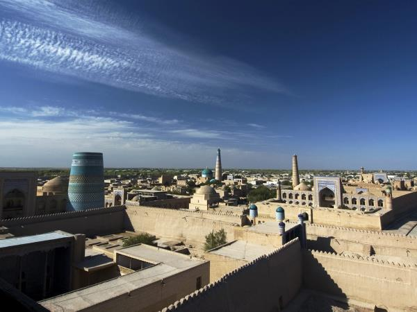 Silk Road tour, cities of the Silk Road