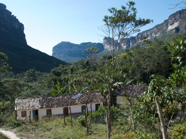 Brazil walking holiday, tailormade