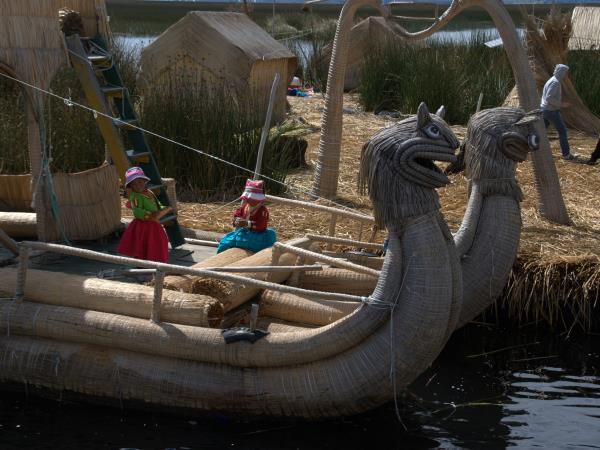Lake Titicaca & Peru highlights holiday