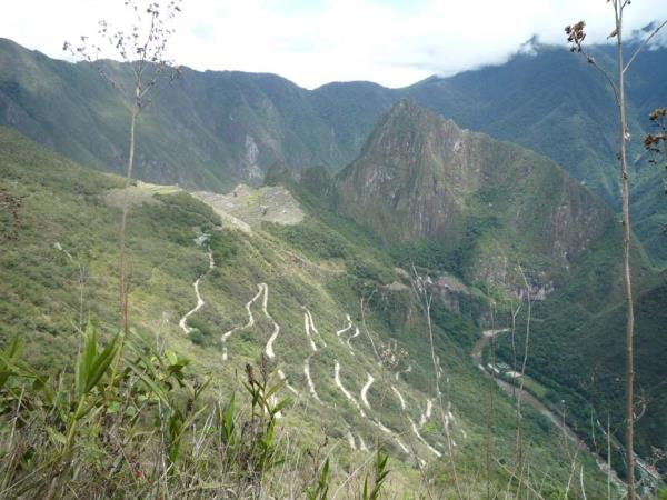 Hiking the Inca Trail in Peru