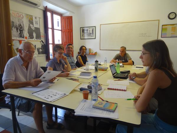 Learn Spanish in Granada, Andalucia