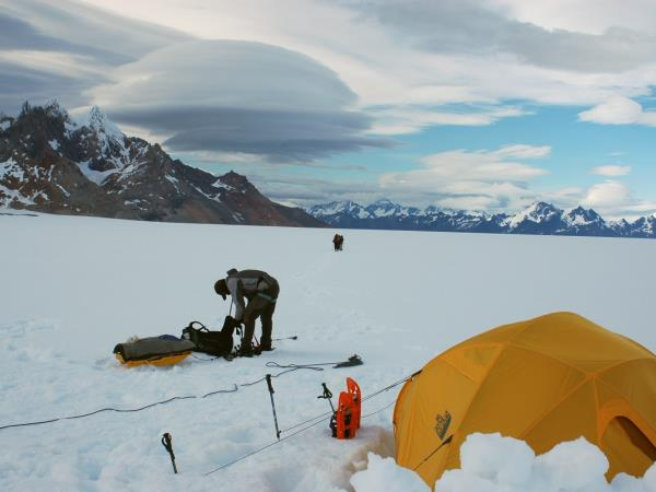 Patagonia trekking holiday