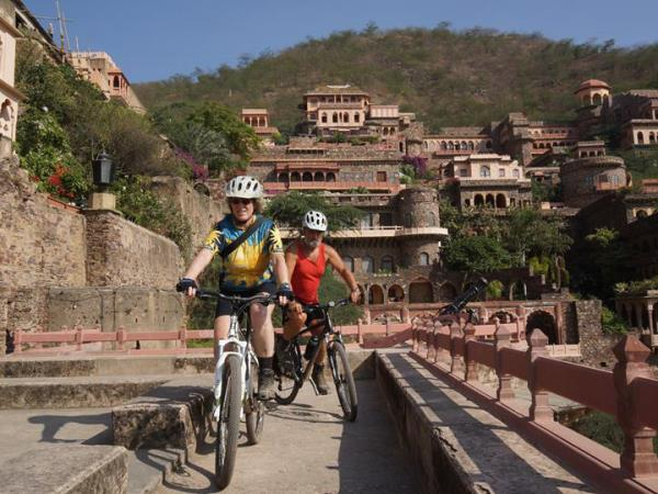 Rajasthan cycling tour